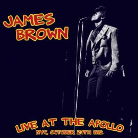 Live At The Apollo NYC, October 24th 196-BROWN, James -