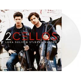 2 Cellos (180g) (Limited Numbered Edition) (White Vinyl)-2 Cellos (Luka Sulic & Stjepan Hauser) -
