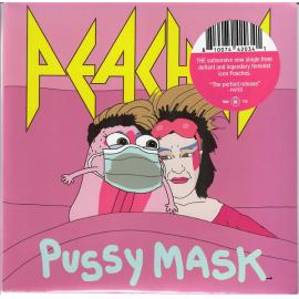 Pussy Mask - Peaches