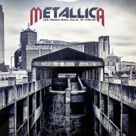 Live: Reunion Arena, Dallas, TX, 5 Feb 89 - Metallica