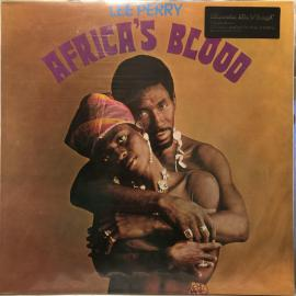 Africa's Blood - Lee Perry