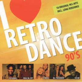 I Love Retro Dance 90's - Various