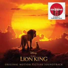 The Lion King (Original Motion Picture Soundtrack) - Various