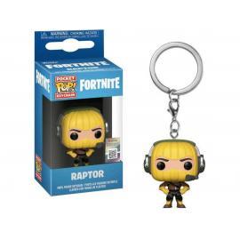 Funko Pop! Keychain: - Fortnite S1a - Raptor -