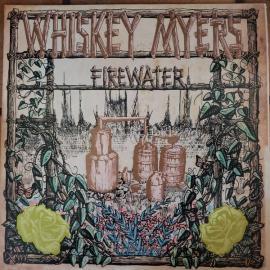 Firewater - 10th Anniversary Edition Translucent Orange - Whiskey Myers