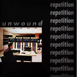 REPETITION -LTD. GREY MARBLE VINYL--UNWOUND -