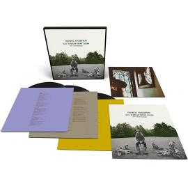 LP-GEORGE HARRISON-ALL THINGS MUST PASS     -DLX 3 -