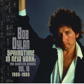 SPRINGTIME IN NEW YORK:BOOTLEG SERIES (2LP)  - Bob Dylan