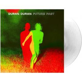 FUTURE PASTE   (Limited Edition White Vinyl) - Duran Duran