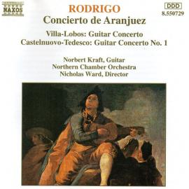 Guitar Concertos - Joaquín Rodrigo