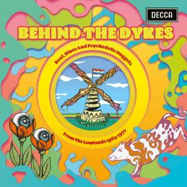 Behind The Dykes - Beat, Blues And Psychedelic Nuggets From The Lowlands 64-72 (2LP Black) - VARIOUS ARTISTS