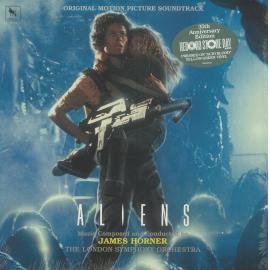 Aliens (Original Motion Picture Soundtrack) - James Horner