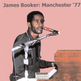 Manchester '77 - James Booker