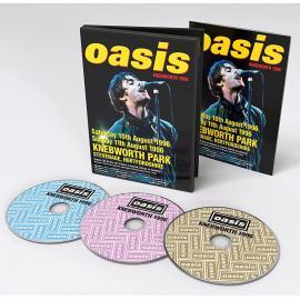 KNEBWORTH 1996            -DVD DIG- - OASIS