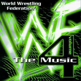 World Wrestling Federation: The Music Volume 4 - James A. Johnston