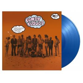 Candy Clouds (180g) (Limited Numbered Edition) (Transparent Blue Vinyl)-Hans Dulfer And Ritmo-Natural -