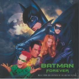 Batman Forever (Original Music From The Motion Picture) - Various Production
