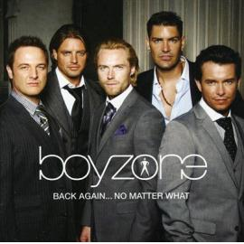 Back Again... No Matter What The Greatest Hits - Boyzone
