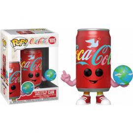 CAN #105-FUNKO POP! AD ICONS COCA COLA -