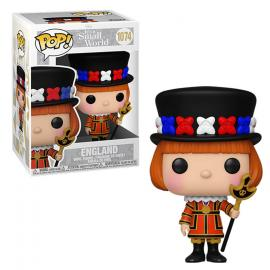 ENGLAND #1074-FUNKO POP! DISNEY IT'S A SMALL WORLD -
