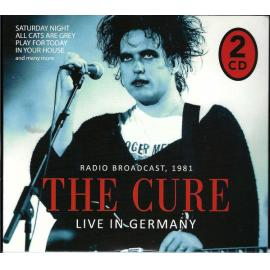 Live In Germany  Radio Broadcast, 1981 - The Cure