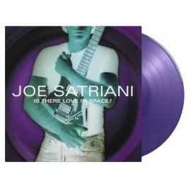 Is There Love In Space? (180g) (Lim. Num. Edition) (Solid Purple Vinyl) - Joe Satriani