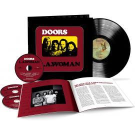 L.A.WOMAN -50TH ANN DLX EDITION- - DOORS
