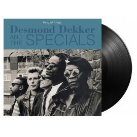 Desmond Dekker and The Specials / King Of Kings (1LP Black) - Desmond Dekker