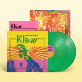 K BAY  -LIGHT GREEN LP- - Matthew E. White