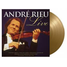 Live (remastered) (180g) (Limited Numbered Edition) (Gold Vinyl) - André Rieu