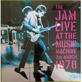 The Jam Live At The Music Machine 2nd March 1978 - The Jam