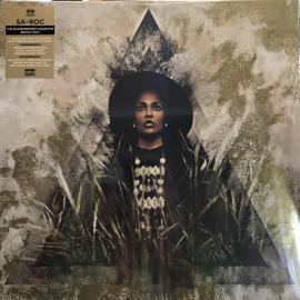 The Sharecropper's Daughter Bonus Vinyl - Sa-Roc