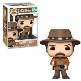 HUNTER RON #1150-FUNKO POP! TELEVISION PARKS AND RECREATION -