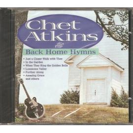 Plays Back Home Hymns - Chet Atkins