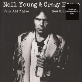 Live At Farm Aid 7 In New Orleans September 19 1994 - Neil Young & Crazy Horse