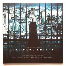 The Dark Knight (Original Motion Picture Soundtrack) - Hans Zimmer