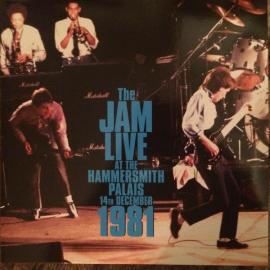 The Jam Live At The Hammersmith Palais 14th December 1981 - The Jam