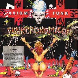 Funkcronomicon - Axiom Funk