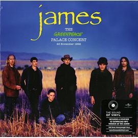 The Greenpeace Palace Concert (23 November 1992) - James