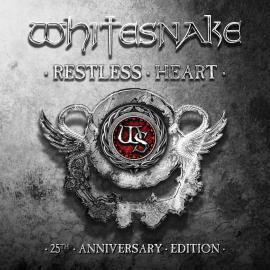 RESTLESS HEART -DLX EDITION- - WHITESNAKE