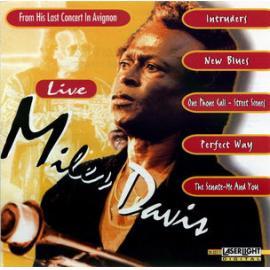 Live - From His Last Concert In Avignon - Miles Davis