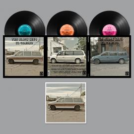 EL CAMINO-10TH ANN DLX LP EDITON - The Black Keys