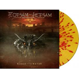BLOOD IN THE WATER -YELLOW/R - Flotsam And Jetsam