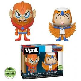 Funko Vynl - Masters Of The Universe - He-Man & Beast Man -