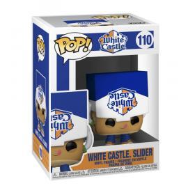 White Castle: Funko Pop! - White Castle Slider (Vinyl Figure 110) -