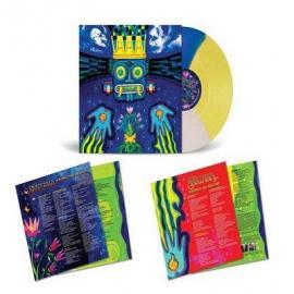 BLESSINGS AND MIRACLES-LTD BLUE+YELLOW - Santana