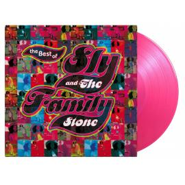 Sly & The Family Stone / Best Of (2LP Coloured) -