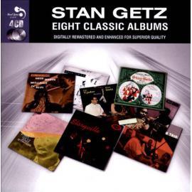 Eight Classic Albums - Stan Getz