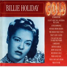 Gold - Billie Holiday