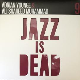 Jazz Is Dead 9 (Instrumentals) - Adrian Younge